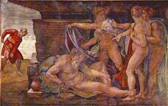 1 Noah's Drunken Nakedness